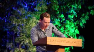 Бенедикт Камбербэтч, Benedict Cumberbatch reads a letter from Iggy Pop - Hay Festival