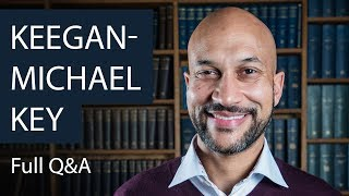 Keegan-Michael Key | Full Q&A at The Oxford Union
