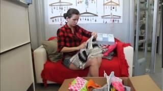 Распаковка посылки из США - детские вещи, forever21, beach bunny