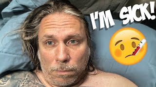 I'M SO SICK I CAN'T GET OUT OF BED!!! | BRIAN BARCZYK