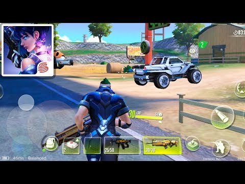 Cyber Hunter (by NetEase Games) Android Gameplay Trailer