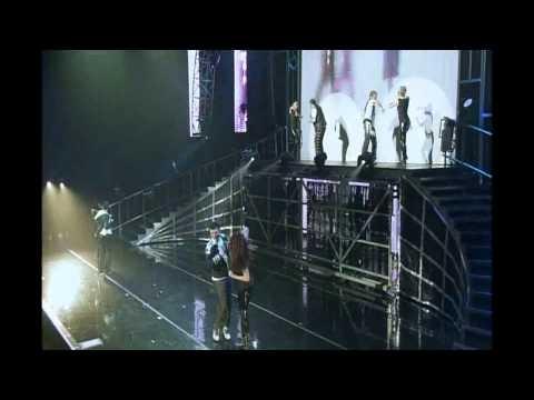 Backstreet Boys - LIVE - All of your life / Bye Bye love - HD