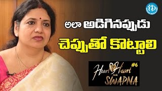 Jeevitha About Women Strength  Heart To Heart With Swapna