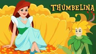 Thumbelina Full Movie | Princess Fairy Tales  | Bedtime Stories