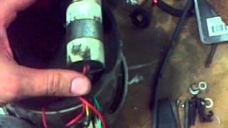 Que es el Capacitor del motor, capacitor de arranque, coser industriales,maquina de coser