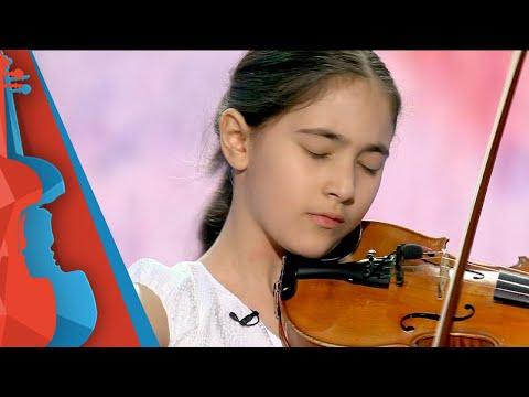 Virtuózok 2017 | Elődöntő | Kicsik | Abouzahra Amira - Szergej Rachmanyinov: Vocalise (részlet) letöltés