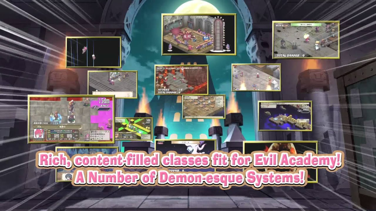 Disgaea 3: Absence of Detention – PS Vita's First RPG Hits in April