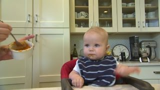 Babies Starting Solids