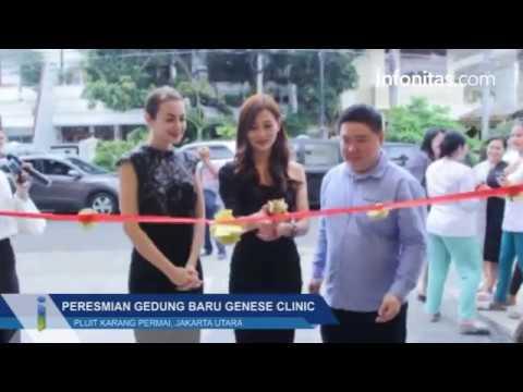 Peresmian Gedung Baru Genese Clinic di Pluit Karang Permai