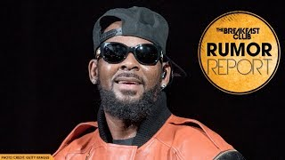 R. Kelly Hires Crisis Team, Cancels Tour Dates Amid Sex Cult Accusations