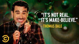 Do Straight Boys Know Fantasy Football Is Fantasy? - Thomas Dale