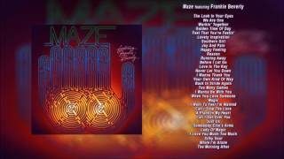 Maze featuring Frankie Beverly  with Playlist