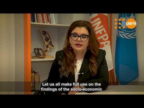 Nigina Abaszada, UNFPA Moldova Resident Representative, on COVID 19 Socio Economic Impact