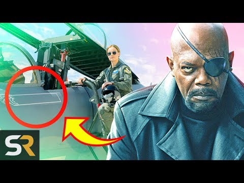 10 Captain Marvel Plot Holes And Retcons That Change The MCU