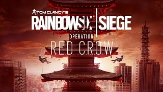Trailer di lancio Operation Red Crow