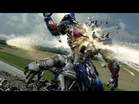 Transformers: Age of Extinction (TV Spot 1)