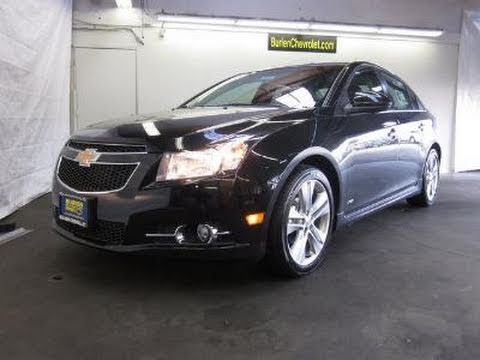 2011 Chevrolet Cruze LTZ RS Start Up, Engine, and In Depth Tour