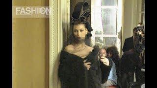 JOHN GALLIANO Fall 1994/1995 Paris - Fashion Channel