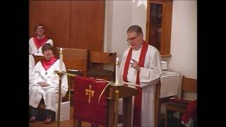 Hope Lutheran Cranberry - April 9, 2017 - Pastor Bob Gago