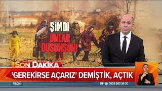 Türkiye sınır kapılarını açtı! - Atv Haber 28 Şubat 2020