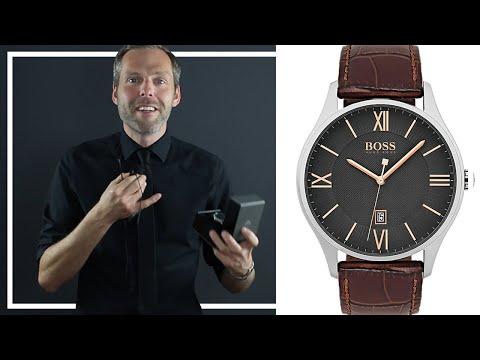 TOP 5 Männer Uhren bis 200 Euro (Armani, Hugo Boss, Thomas Sabo...)