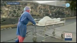 Morir en casa: pacientes COVID pierden la vida por la falta de camas en hospitales