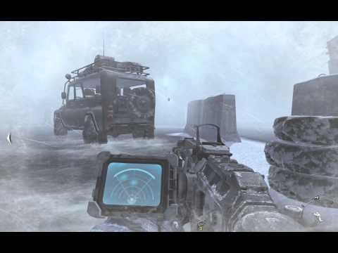 Gameplay de Call of Duty: Modern Warfare 2
