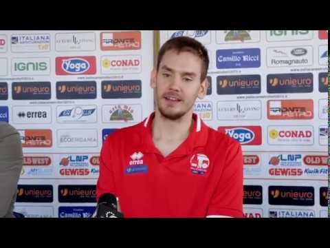 La presentazione di Petrovic