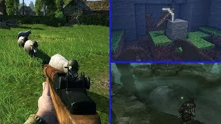 Top 100 Easter Eggs In Video Games - Part 7