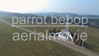 preview picture of video 'Parrot Bebop Aerialmovie Ommerborn, Steuern im Profimodus!'
