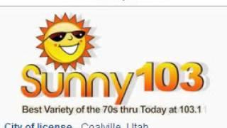 "25 Days Of Christmas Radio - Day 8: KSQN 103.1: ""Sunny 103"" Coalville, UT TOTH ID 12pm MT--12/08/15"