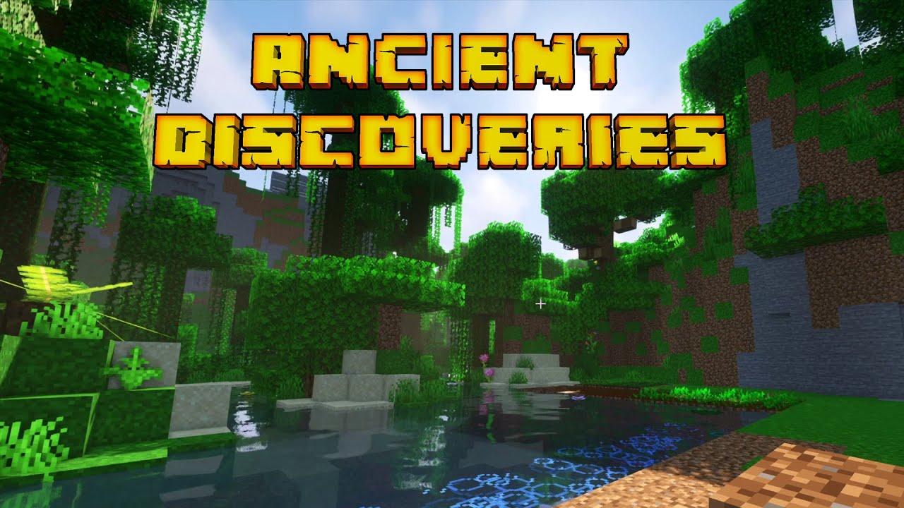 Minecraft Ancient Discoveries 04 | Alles für den guten Ton | Gameplay Deutsch thumbnail