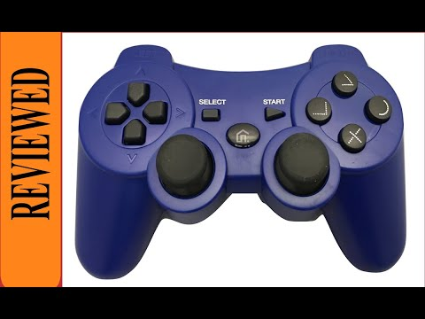 Review Of Bek Design Wireless Controller For Playstation 3 Ps3 (Blue)
