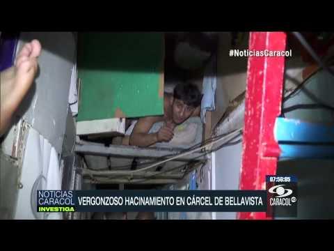Carcel de Bellavista: recorrido por un infierno - 9 Diciembre 2014