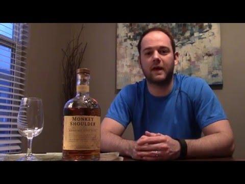 Monkey Shoulder Scotch Review
