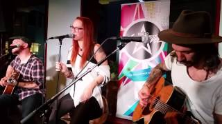 Stefanie Heinzmann - On Fire (Live Unplugged)