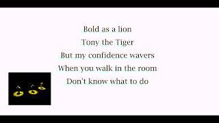 X Ambassadors  Ft. K.Flay    CONFIDENCE (Lyric Video)