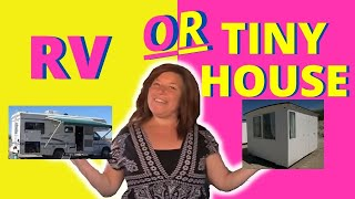 Solo RV Living//6 Reasons NOT to Live in a Tiny House