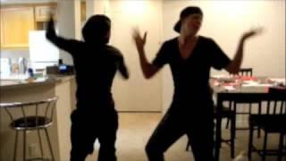 Adam/Chu Dance Crew ain't got nothin on us.