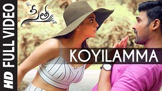 gratis download video - Koyilamma Video Song | Sita Telugu Movie | Bellamkonda Sai,Kajal | Armaan Malik |Anup Rubens|Teja