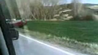 preview picture of video 'Accidente rubén imirizaldu 5/4/09'