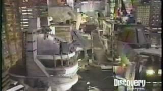 Making of Judge Dredd - Mega City 1 Miniature Model Props