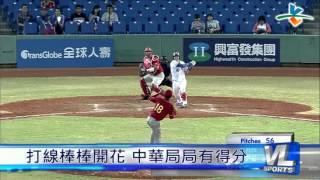 9/18亞錦賽中台大戰 黃暐傑掛帥先發