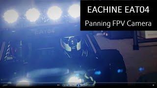 STIG in my EAT04! Panning FPV Camera and LEDs Sneak Peek!