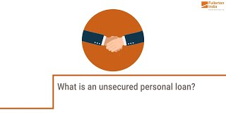 How to Apply for an Unsecured Personal Loan online? | Fullerton India