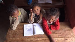 Madagascar elections: Candidates say education is a priority