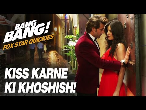 Fox Star Quickies : Bang Bang - Kiss Karne Ki Khoshish!