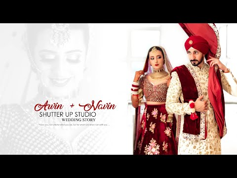 Most Beautiful Punjabi Wedding 2020 | Arvin & Navin