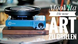 MooVita | Die neue Art zu grillen | Vorstellung | Test | Grill & Chill BBQ & Lifestyle