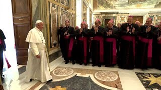 Pope Francis' steps to live out the role of Catholic bishop